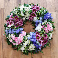 My Last Goodbye Wreath